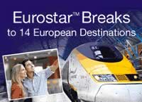 Eurostar City Breaks with Superbreak