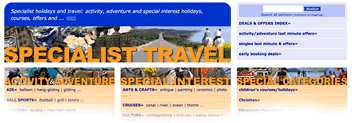 Specialist Travel Directory