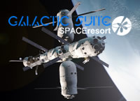 Galactic Suite Spaceresort