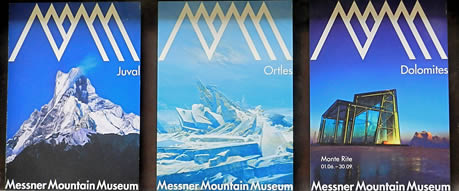 Messner Mountain Museums